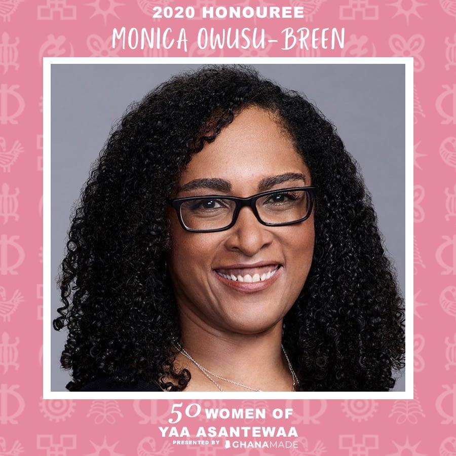 Monica Owusu-Breen