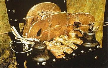 ashanti golden stool flag clipart 13
