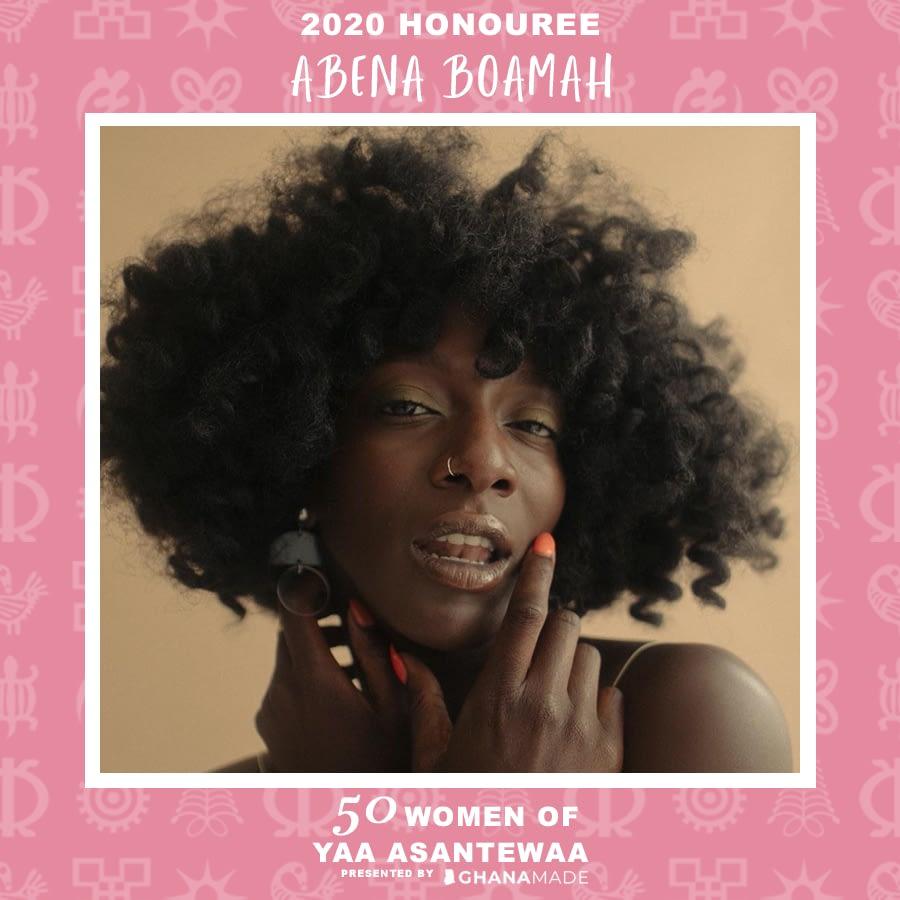 Abena Boamah
